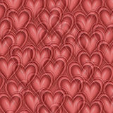 valentines Heart background Stock Photos