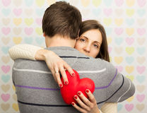 Valentines heart Royalty Free Stock Photography