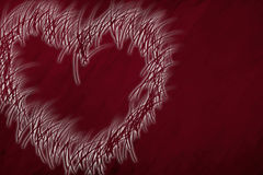 Valentines heart Royalty Free Stock Images