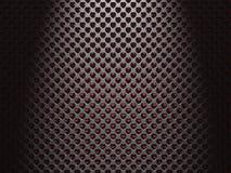 Valentines Heart Speaker Texture Stock Images