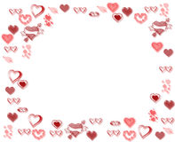 Valentines Hearts Royalty Free Stock Photo