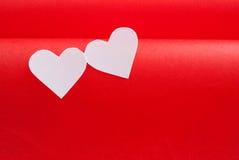 Valentines hearts Royalty Free Stock Photos