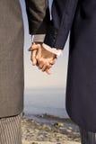 Valentines homosexuels Images libres de droits