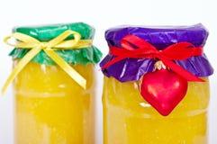 Valentines Jam Stock Photos