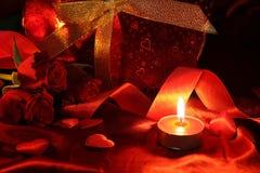 Valentines Day Romantic Love stock image