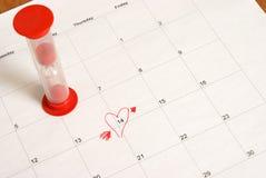 Valentines Reminder Stock Photos