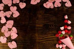 Valentines still life stock images