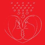 Valentines Stock Photography