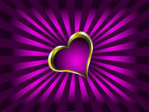 A valentines vector illustration Royalty Free Stock Photo