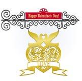 valentinesign Zdjęcia Royalty Free