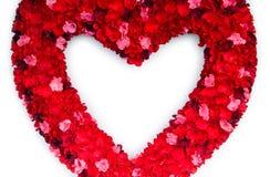Valentinhjärta arkivfoto