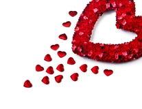 Valentinhjärta royaltyfria foton