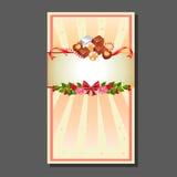 Valentinkortchoklad Royaltyfria Foton