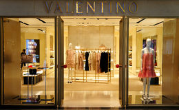 Valentino Stock Image