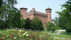 Valentino Castle Royalty Free Stock Image