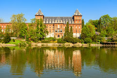 Valentino castle Royalty Free Stock Image