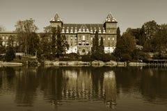 Valentino castle Royalty Free Stock Photo