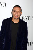 Valentino,Evan Ross Royalty Free Stock Photo
