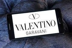 Valentino Garavani logo Royalty Free Stock Images