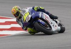 Valentino italiano Rossi de las personas de Autorización Yamaha Fotografía de archivo libre de regalías