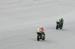 Valentino italiano Rossi della squadra di Ducati Immagini Stock