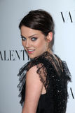 Valentino,Jessica Stroup Royalty Free Stock Photo