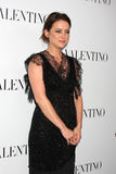 Valentino,Jessica Stroup Royalty Free Stock Photos