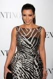 Valentino, Kim Kardashian lizenzfreie stockfotos