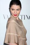 Valentino,Mary Elizabeth Winstead Stock Image