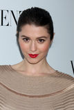 Valentino,Mary Elizabeth Winstead Stock Images