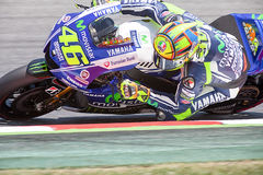 Valentino Rosi. MotoGP Royalty Free Stock Images