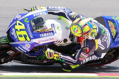Valentino Rosi. MotoGP Stock Photo