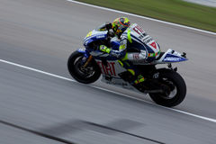 VALENTINO ROSSI Royalty Free Stock Photo