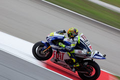 VALENTINO ROSSI Royalty Free Stock Photography