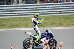 Valentino Rossi Stock Images