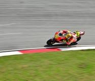 Valentino Rossi Fotos de Stock Royalty Free