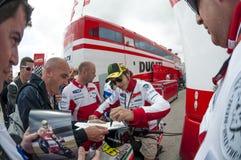 Valentino Rossi Royalty Free Stock Photos