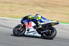 Valentino Rossi 46 Stock Photography