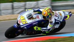 Valentino Rossi - 46 - Tal Lizenzfreie Stockfotos