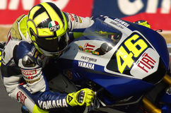 Valentino Rossi Royalty Free Stock Image