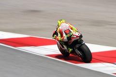 Valentino Rossi av det Ducati Marlboro laget Royaltyfri Bild