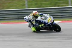 Valentino Rossi de l'Italie Images stock
