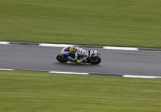 Valentino Rossi Donington MotoGP 2009 Royalty Free Stock Image