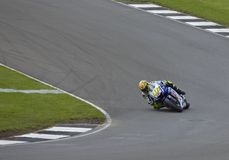Valentino Rossi Donington MotoGP 2009 Stock Photography