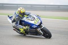 Valentino Rossi Stock Image