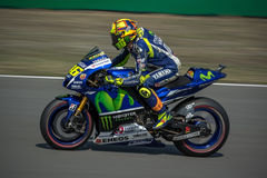 Valentino Rossi, MOTOGP Brno 2015 Photo stock