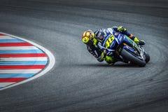 Valentino Rossi, MOTOGP Brno 2015 Foto de archivo libre de regalías