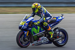 Valentino Rossi, MOTOGP Brno 2015 Fotografía de archivo