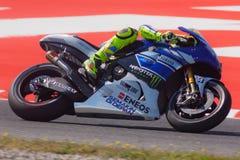 Valentino Rossi, MotoGP Montmelo Stock Photos