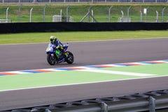 Valentino Rossi, in qualification. stock images